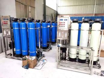 一级纯净水设备