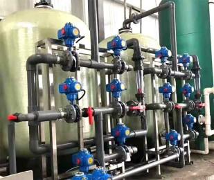 二级纯净水设备