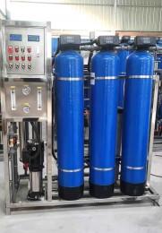 0.5吨单级纯净水设备